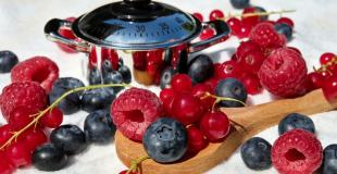 Mes confitures, compotes, fruits séchés, sirops... De M.Chioca et D.Paslin