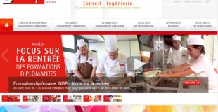 Institut National de la Boulangerie Pâtisserie