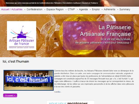 Confédération Nationale des Artisans Pâtissier